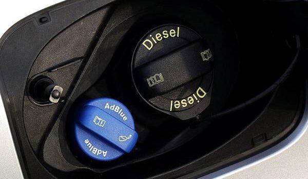 Audi Q3 2 0 TDI Tankeinfuellstutzen AdBlue Motor Vital