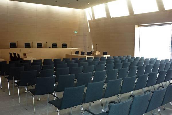 BGH-Sitzungssaal