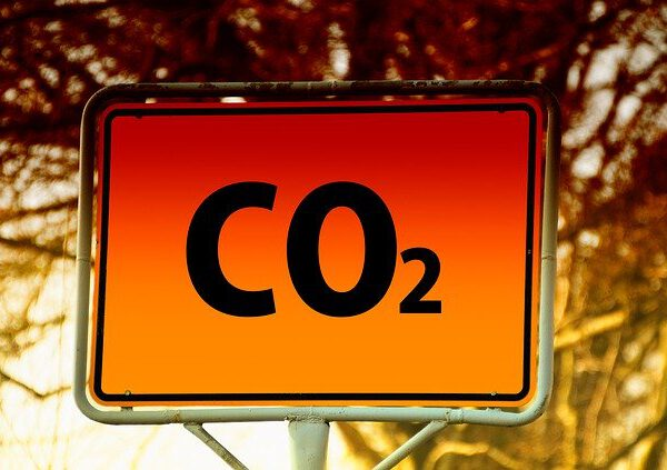CO2 Kohelndioxid Motor Vital