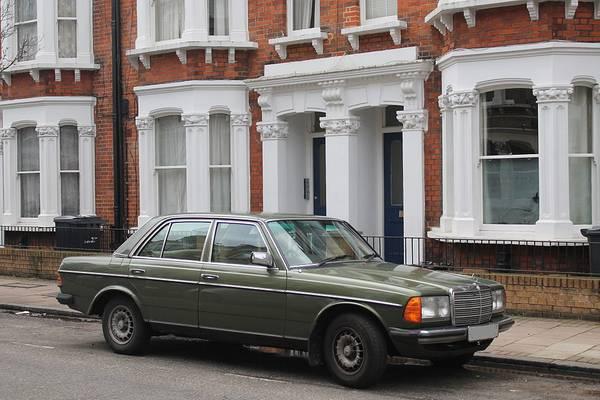 Mercedes-W123